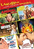 Laugh Out Loud 6-Movie Collection: The Animal / Joe Dirt / Mr. Deeds / Master of Disguise / Eight Crazy Nights / Anger Management