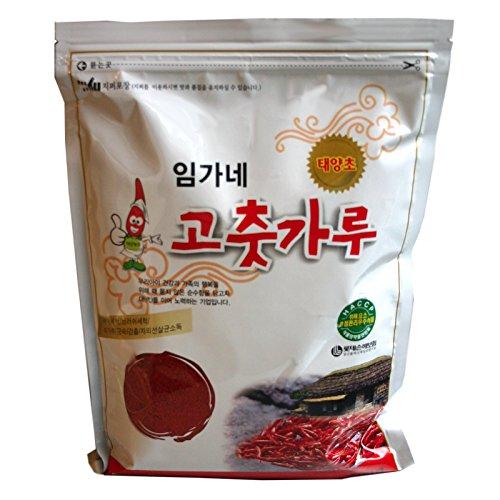 Lim-Ga-Ne Koreanischer Roter Paprika-Chilipulver für Kimchi 500g