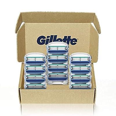Gillette5 Men's Razor Blade Refills, 12 Count