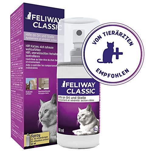 FELIWAY CLASSIC Umgebungsspray, 60 ml