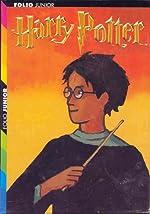 Harry Potter, coffret de 4 volumes - Tome 1 à tome 4 de Joanne K. Rowling