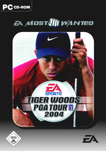 Tiger Woods PGA Tour 2004 [EA Most Wanted]