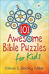 Awesome Bible Puzzles for Kids (book)