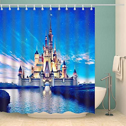 cortinas de baño disney