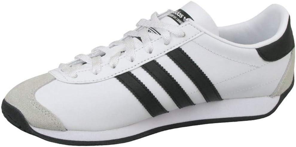 Amazon.com | adidas - Country OG J - S80227 - Color: White-Black ...