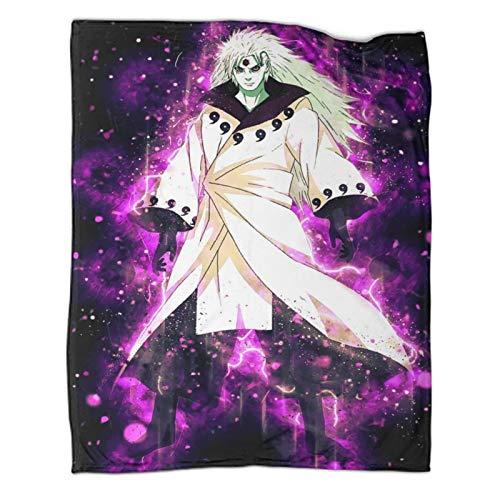 Xaviera Doherty Naruto Uzumaki Naruto Anime Super morbida coperta in pile 150 x 200 cm, coperta calda per bambini, adulti, donne, uominiUtilizzato in sedie, divani, soggiorni e camere da letto.