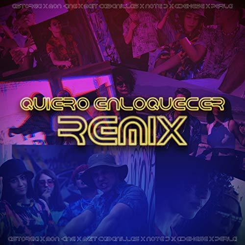 Quiero Enloquecer (Remix) [Explicit]
