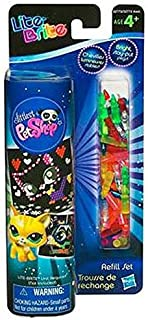 Hasbro Lite-Brite Littlest Pet Shop Refill (New Version) with Bright Stay-Put Pegs