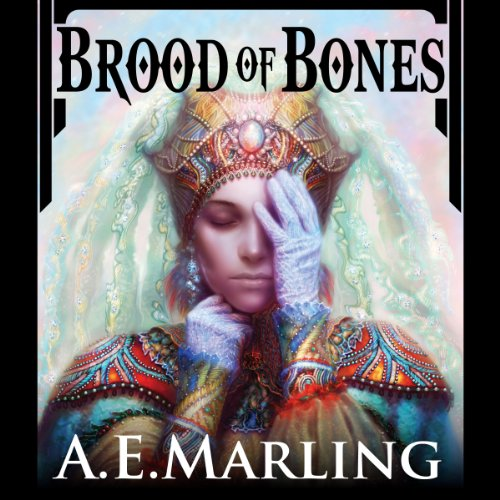 Brood of Bones audiobook cover art