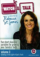Watch & Talk 3: Growing in the Light of God's [DVD] [Import]