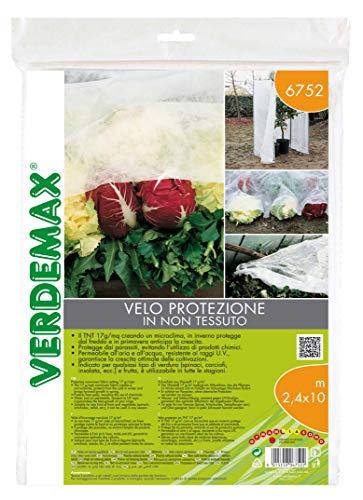 Verdemax 6752 17 G/m² 2,4 x 10 m Protección no Tejido Mall