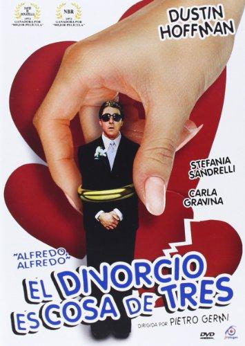 El divorcio es cosa de tres Dvd