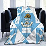 OVX Alpha Delta Pi Soft and Warm Throw Blanket Plush Bed Couch Living Room Fleece Blanket 50'X40'60'X50'80'X60'