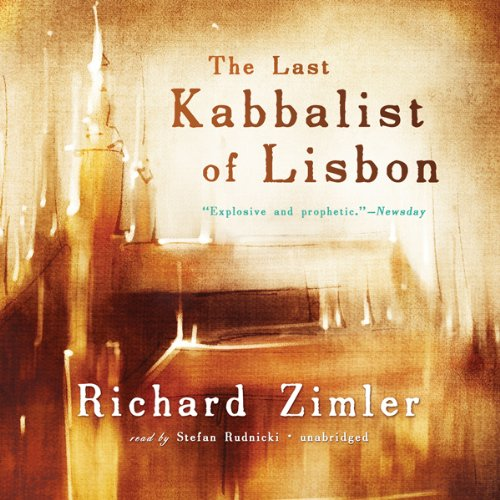 The Last Kabbalist of Lisbon cover art
