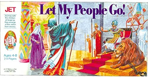 Let My People Go  Board Game
