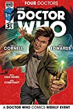 Doctor Who 2015 Event: The Four Doctors #3 (Doctor Who: 2015 Event: Four Doctors) (English Edition)