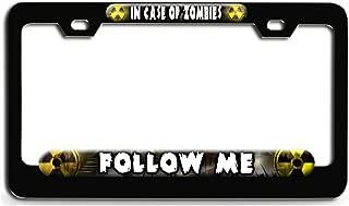 Best walking dead license plate holder Reviews