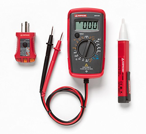 Amprobe 4394419 PK-110 Electrical Test Kit with Voltage Probe