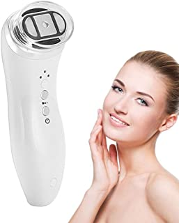 Portable Hifu High Intensity Focused Skin Face Anti-Aging LED Anti Wrinkle Skin Care,Face Lift Tighten Skin Firming Whitening,Spa Beauty Machine Salon Home Use Equipment