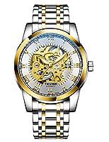 メンズメカニカルウォッチ、防水時計、メンズ自動ビジネスシンプルなメカニカルウォッチ、防水発光時計 secondary color 1