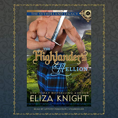 The Highlander's Hellion cover art