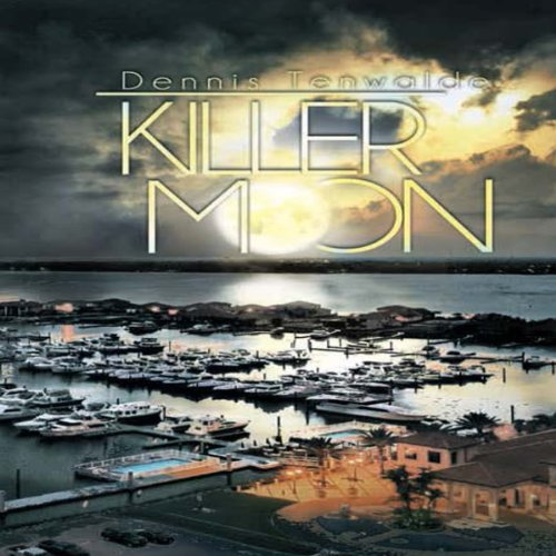 Killer Moon audiobook cover art
