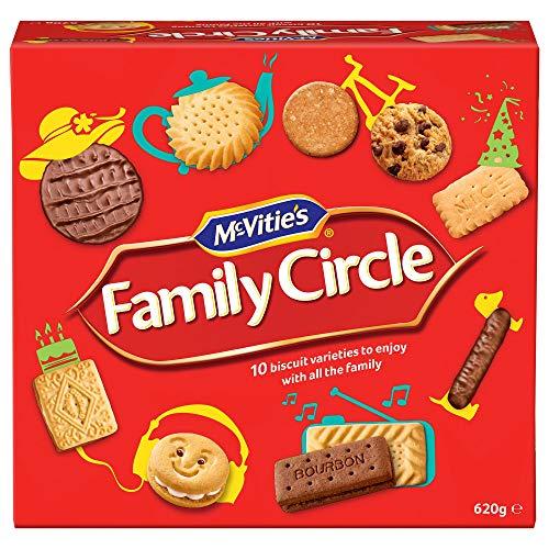 McVitie's Family Circle, 620g
