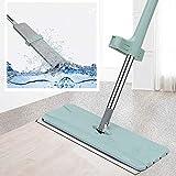 CHENSHUN Eliminación del Polvo Lavable de la fregona giratoria 360º y el Rebote automático for la Limpieza del hogar Herramientas de Limpieza