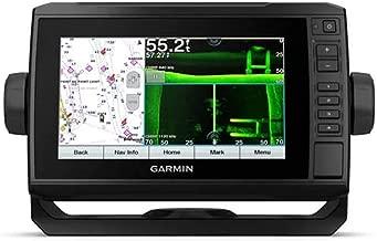"$949 » Garmin ECHOMAP UHD 74SV, 7"" Keyed-Assist Touchscreen Chartplotter with U.S. BlueChart G3 and GT54UHD-TM Transducer"