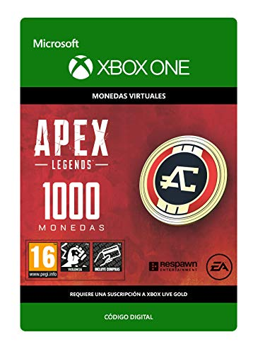 APEX Legends: 1000 Coins   Xbox One - Download Code
