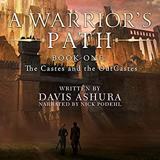 A Warrior's Path cover art