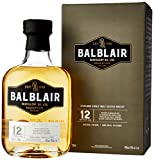 Balblair 12 Year Old Single Malt Scotch Whisky