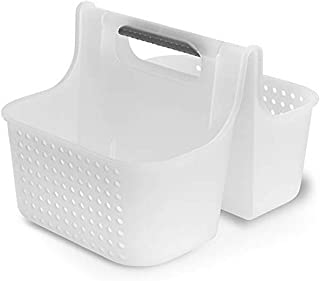 madesmart Large Soft Grip Tote, Frost