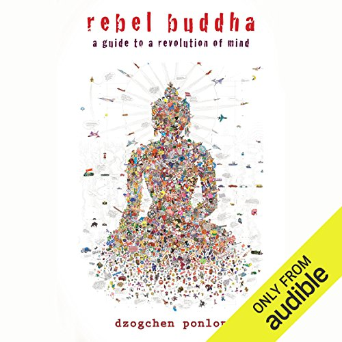 Rebel Buddha audiobook cover art