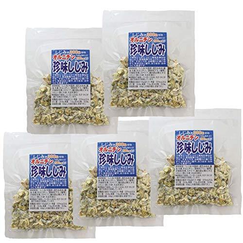 珍味しじみ 150g(30g×5袋)