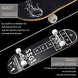 Zoom IMG-1 aingol skateboard completi da 31