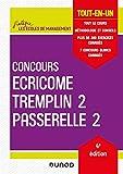 Concours Écricome Tremplin 2 et Passerelle 2 - 4e éd : Tout-en-un