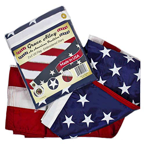 Best colonial flags 3×5 for 2020