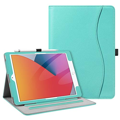 Fintie Case for New iPad 8th Gen (2020) / 7th Generation (2019) 10.2 Inch - [Corner Protection]...