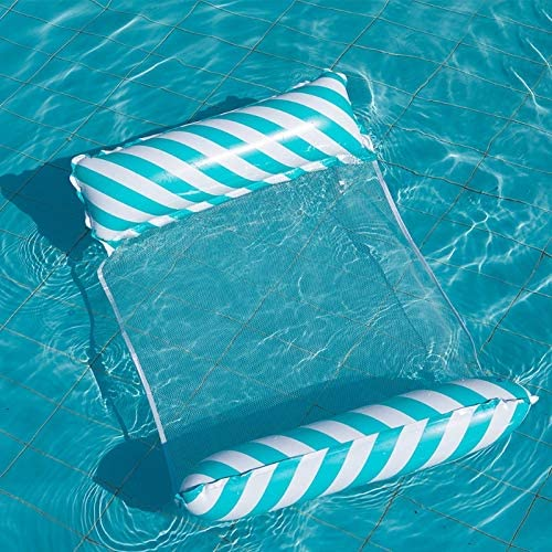Chanety K5DD Limited price Swimming Pool Multi-Purpose Hammock Inflatab Float Chicago Mall