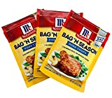 Includes 3 McCormick Pork Chops Bag 'N Season Cooking Bag with Season MIx ()1.06 oz bags. Made with McCormick Spices with no Artificial Flavors Make dinner easy using these cooking bags with seasoning mix included. All you will need is 1/4 cup water ...
