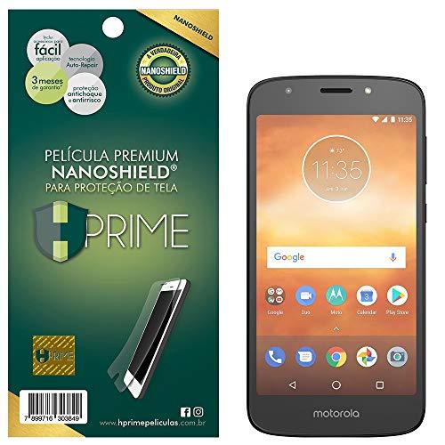 Pelicula HPrime NanoShield para Motorola Moto E5 Play, Hprime, Película Protetora de Tela para Celular, Transparente