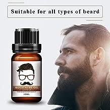 100% Natural Organic Hair Growth Essence Moustache Brow Beard Oil Neu 2018 10ml