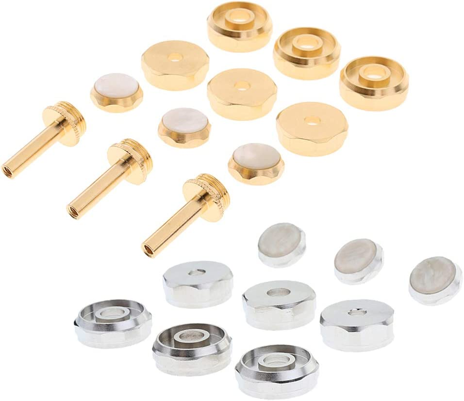 High order Save money YIJU Trumpet Finger Buttons AccessoryTrumpet Finge Shell Inlaid