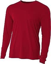 a4 shirt size chart
