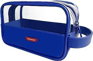 Lermende Travel Toiletry Bag, Large Shaving Dopp Kit Bathroom Bag for Men, Toiletries Organizer for Travel Accessories