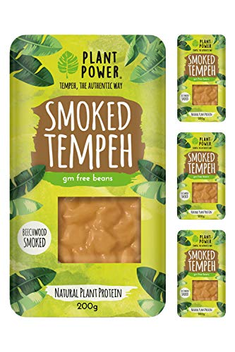 Plant Power - Smoked Tempeh - Pack of 3