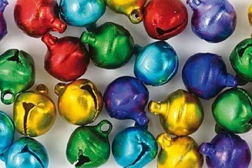 Craft c 575 - Juego de cascabeles (12 mm), varios colores