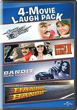 Smokey and the Bandit / Smokey and the Bandit II / Bandit Goes Country / Bandit, Bandit 4-Movie Laugh Pack
