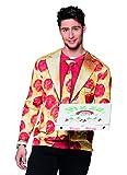 Shirtzshop Pizza Peperoni - Camisa fotográfica Amarillo Amarillo Medium